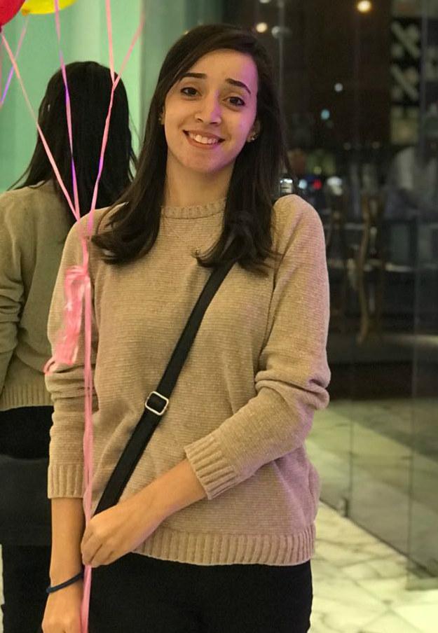 Lina Ashour