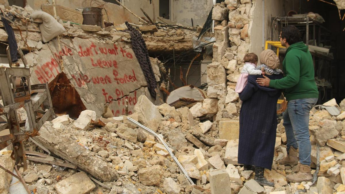 Resilience Syria
