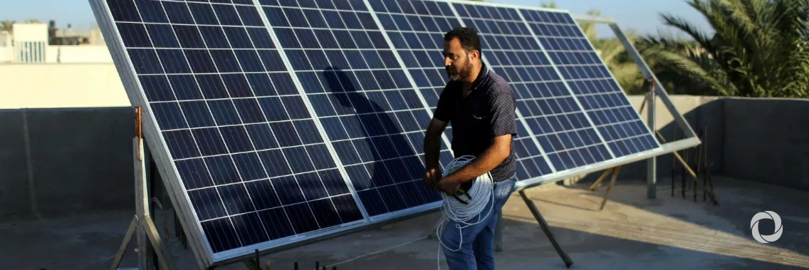 IFC Invests in Pioneering Solar Power Project in the West Bank