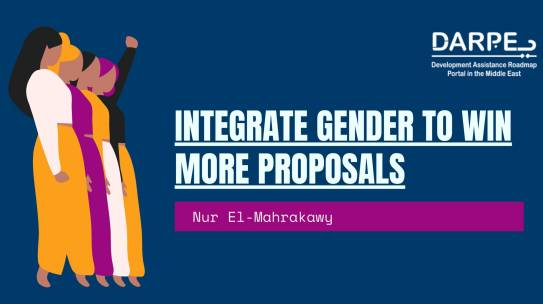 Integrate Gender to Win more Proposals