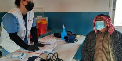 MSF: Overcoming barriers to basic health care in oPt