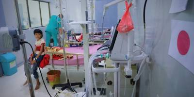 WHO and the Government of Japan's fight against high-threat infectious pathogens in Yemen
