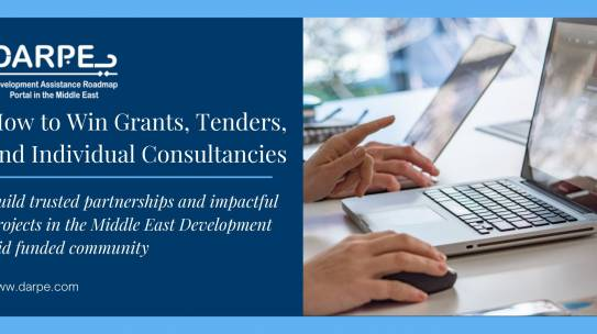 How to Win Tenders, Grants and Individual Consultancy Opportunities