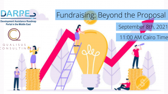 Fundraising: Beyond the Proposal